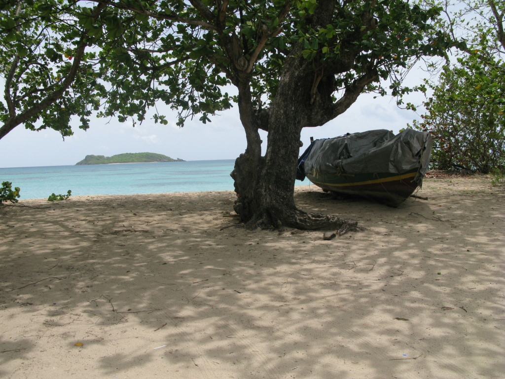 Away from it all on the island of Carriacou