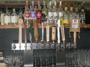 Vermont Craft Beers on Tap at Hotel Vermont